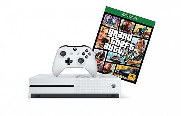 La Xbox One S à prix cassé — Black Friday Amazon